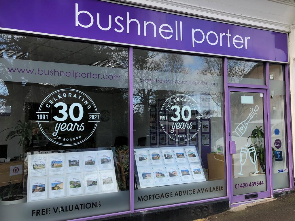 bushnell porter 30 years